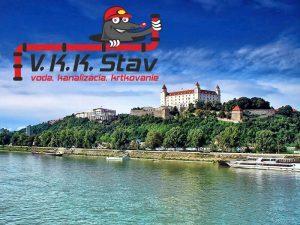 Krtkovanie Bratislava
