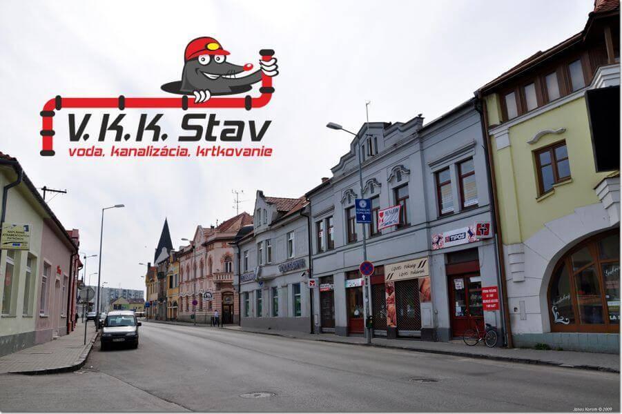 Krtkovanie Dunajská Streda V.K.K.