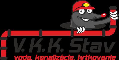 Logo Retina V.K.K. Stav s.r.o.
