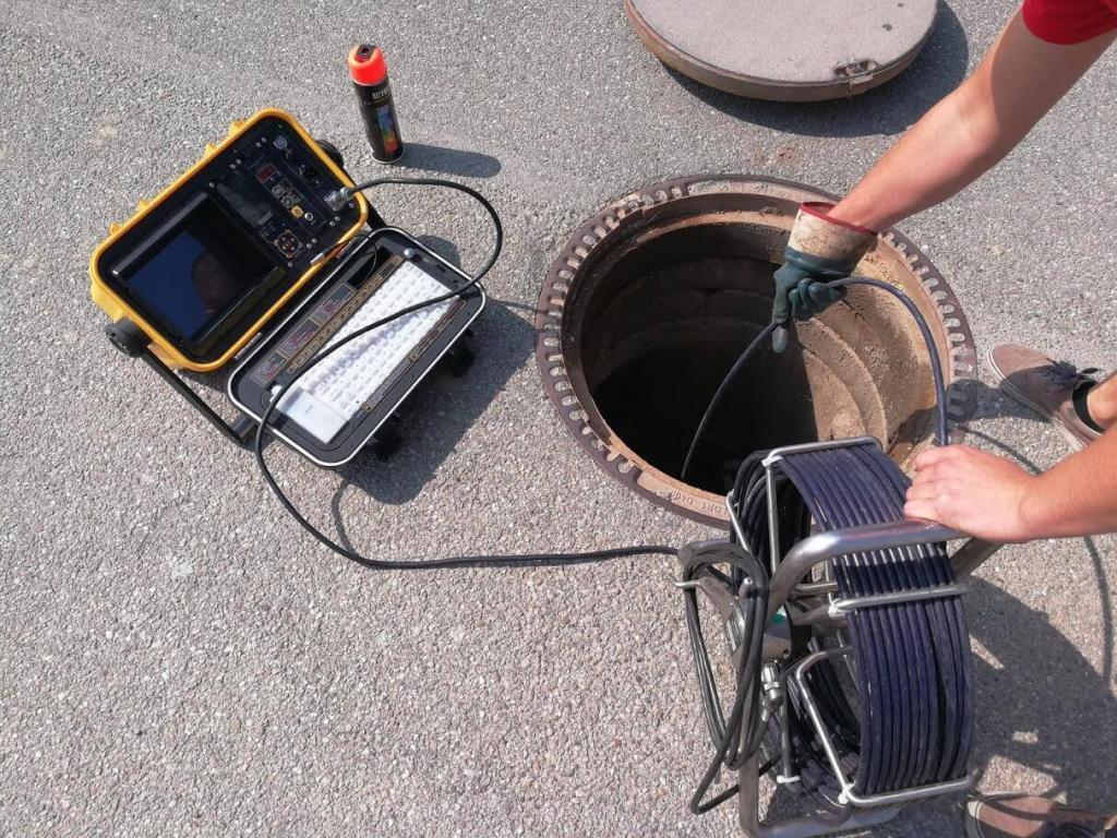 RV pripojiť kanalizácie