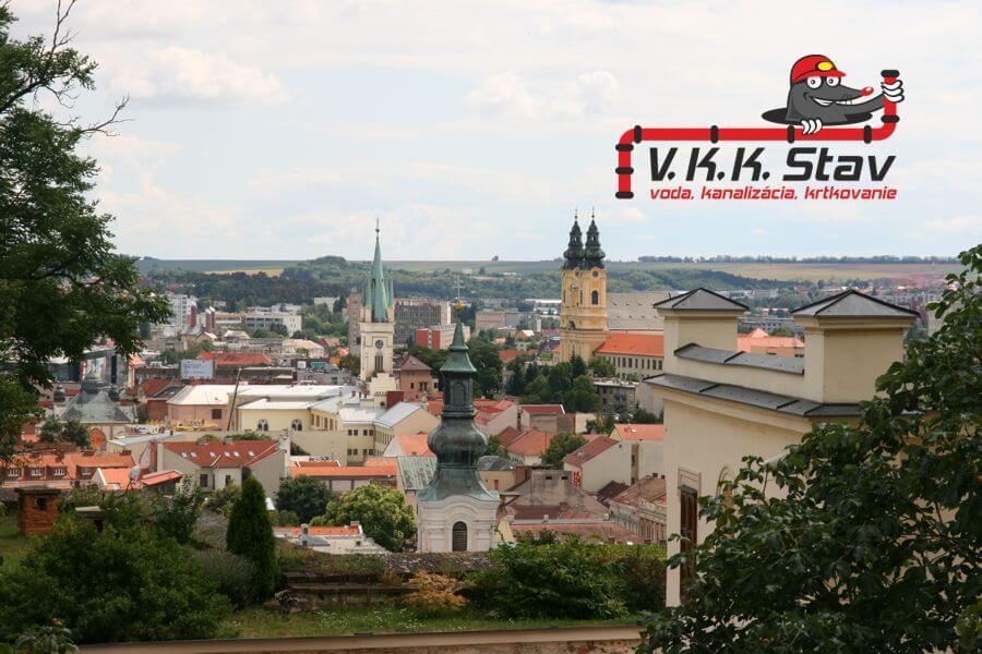 Krtkovanie Nitra VKK | Čistenie odpadov a kanalizácie